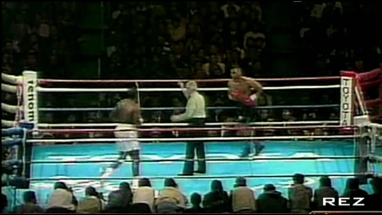 """Boxing – """"I Won't Back Down"""""""