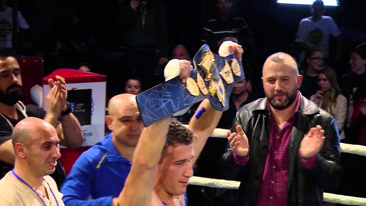 APB 75 kg World Championship Bout – Adem Kilicci