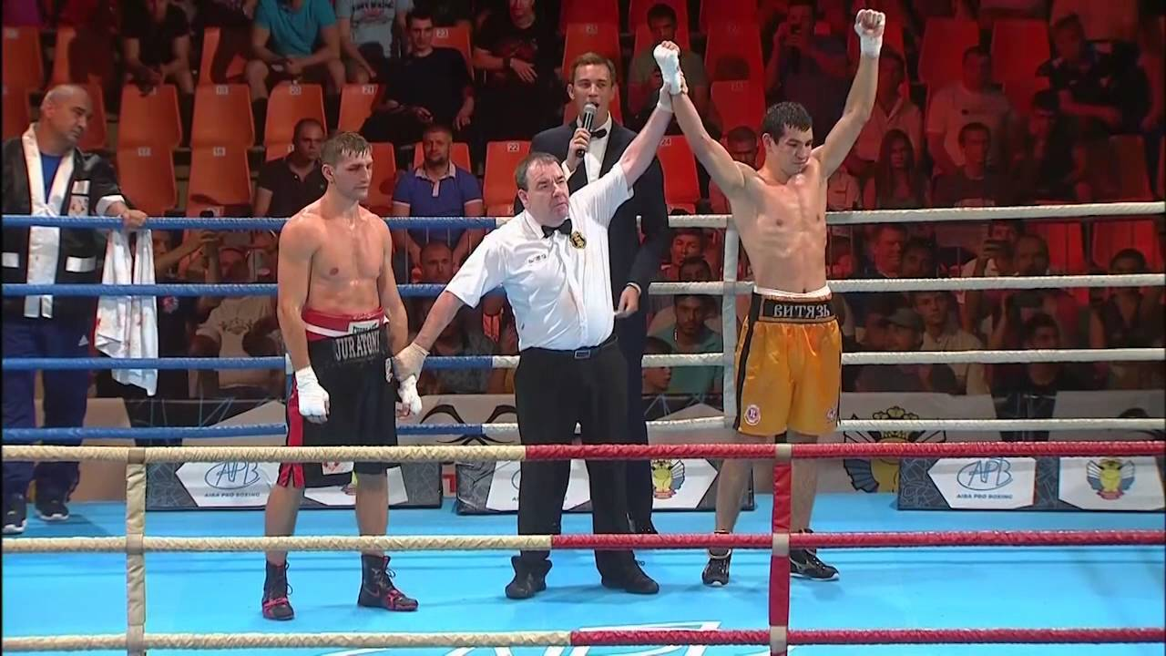 APB 75 kg World Championship Bout – Artem Chebotarev