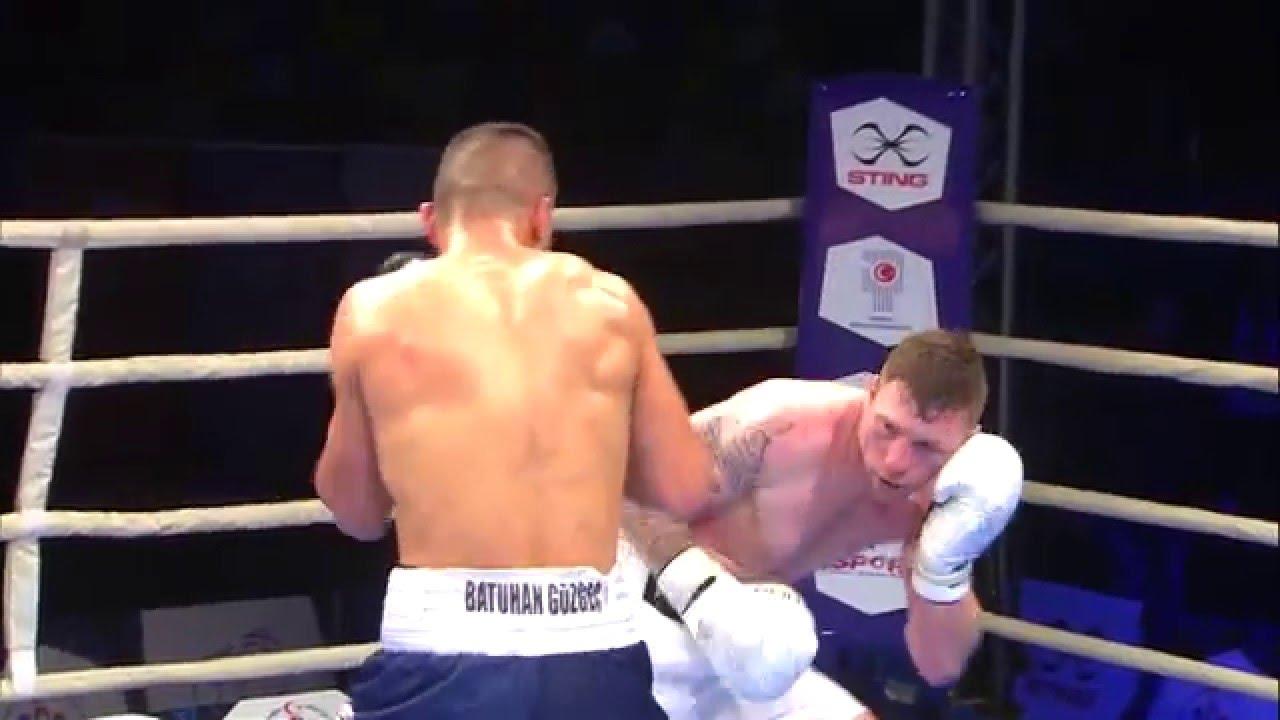 APB Bout 1 –  64kg – Batuhan Gozgec vs Ray Moylette