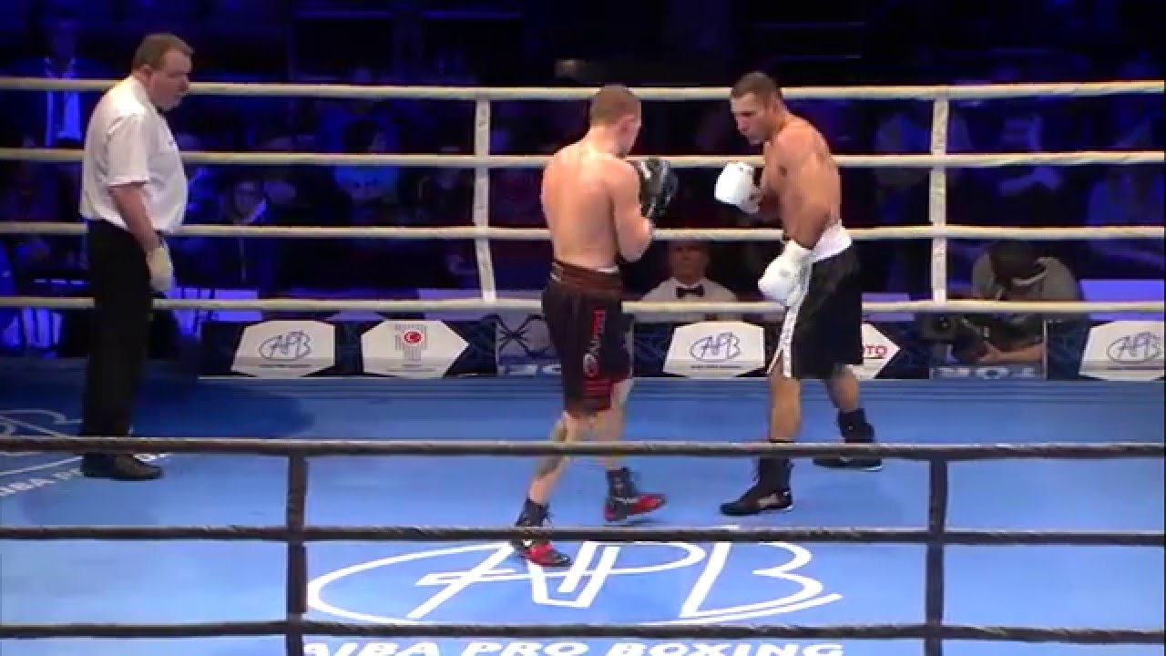 APB Cycle 2 Round 1 Ranking Bout 3 – 69kg – Eimantas Stanionis vs Amin Ghasemipour