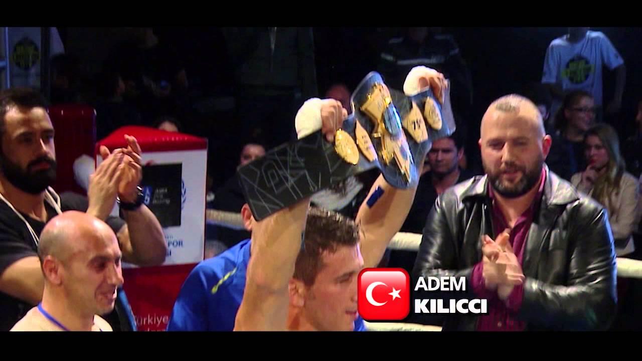 APB Middleweight World Championship – Promo