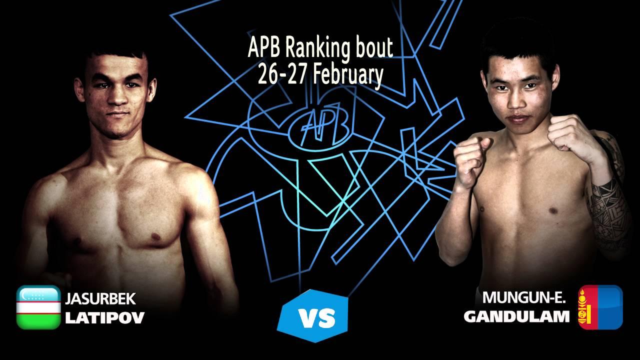 APB Ranking Match, Tashkent-Uzbekistan Promo