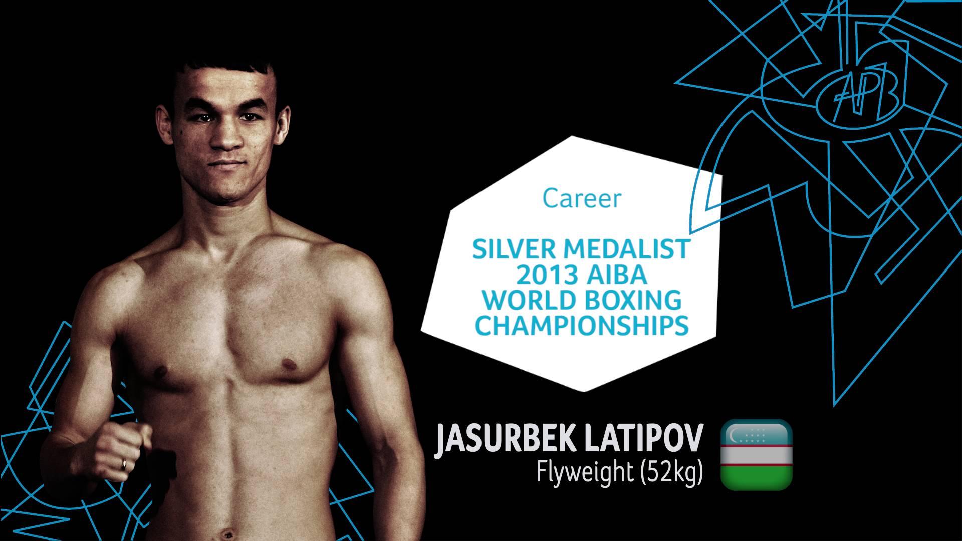APB Boxer Profile 52kg Latipov