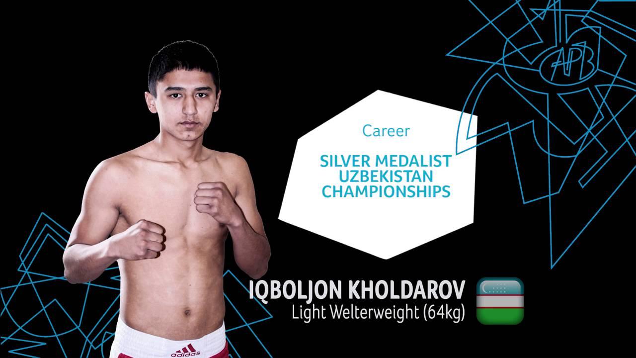 APB Boxer Profile 64kg Kholdarov