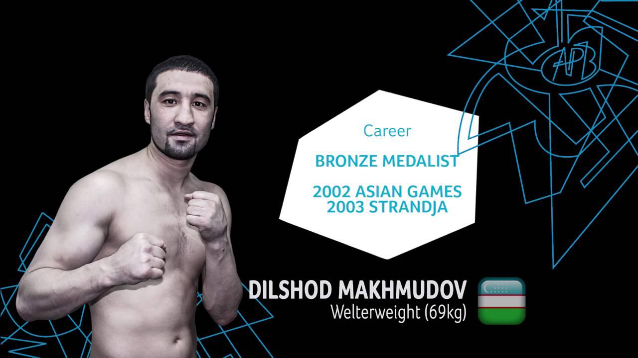 APB Boxer Profile 69kg Makhmudov