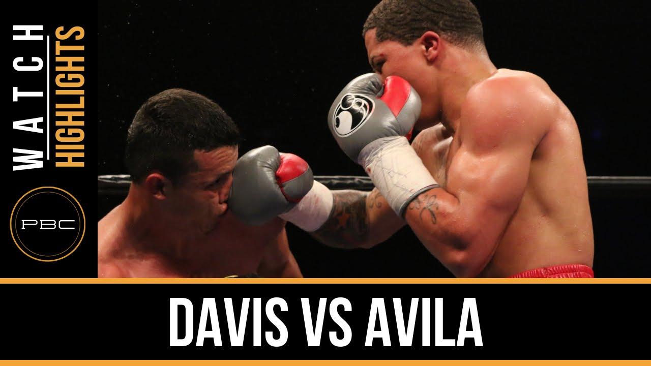 Davis vs Avila HIGHLIGHTS: April 1, 2016 – PBC on Spike