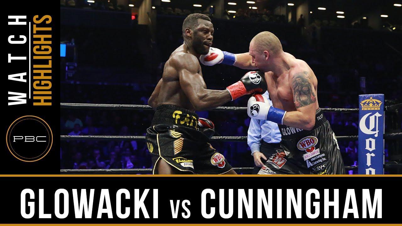Glowacki vs Cunningham – HIGHLIGHTS: April 16, 2016 – PBC on NBC