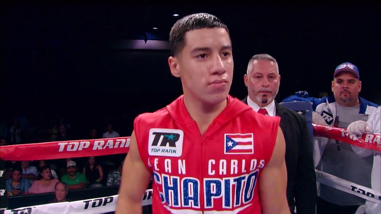 Highlights: Jean Carlos Rivera   Unimas Solo Boxeo