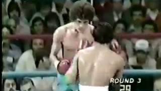 Salvador Sanchez vs Juan La Porte (1980 12 13). Fourth title defense