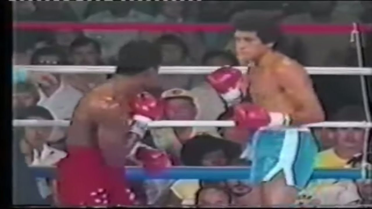 Salvador Sanchez vs Patrick Ford (1980 09 13 ) – Third defense of the champion title