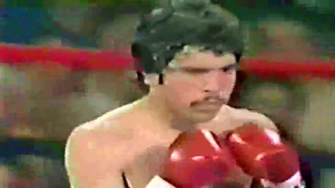 Salvador Sanchez vs Ruben Castillo-Fight for the champion title 1980 04 12