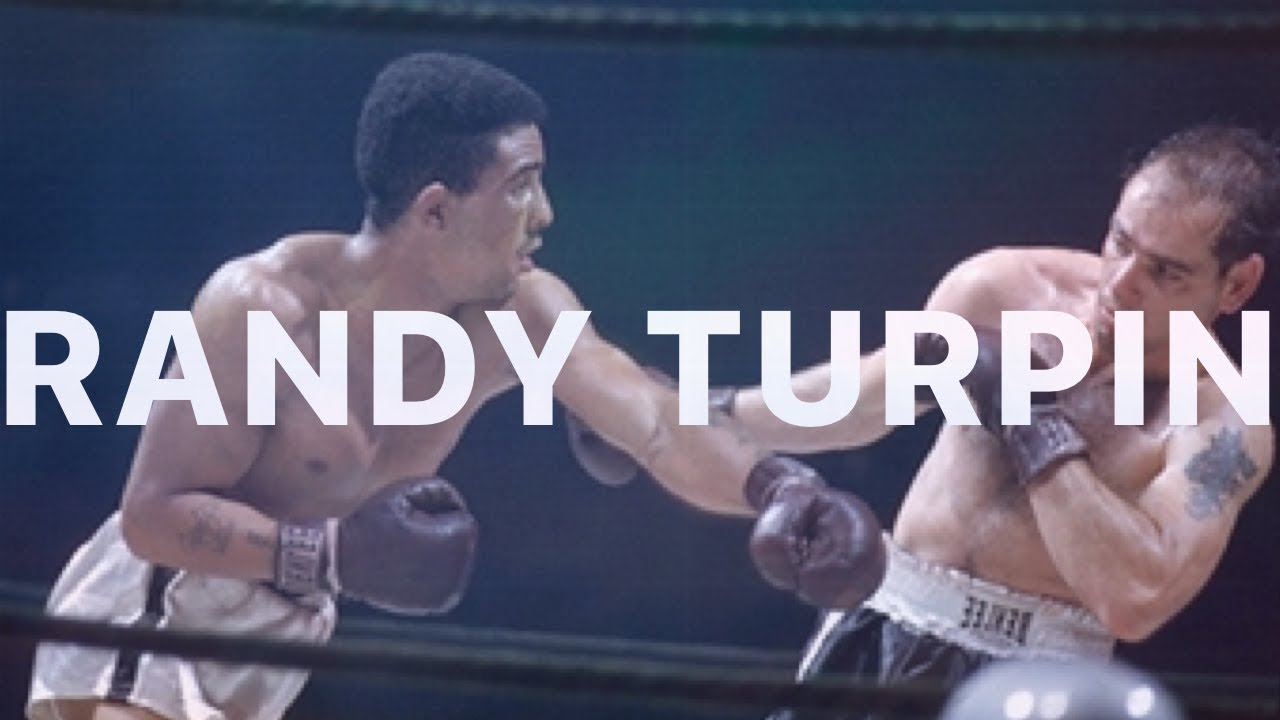 Middleweight With Heavy Hands – Randy Turpin