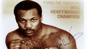 Pinklon Thomas – Masterful Left Hand