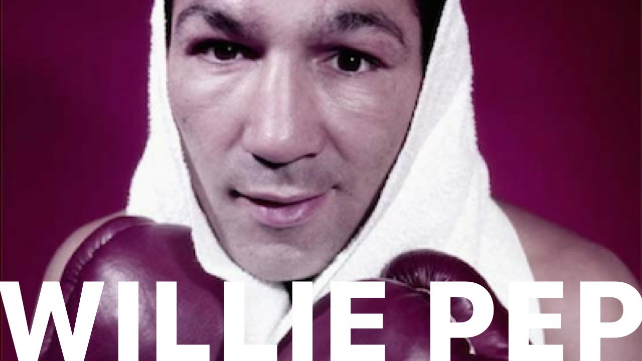 Willie Pep – Fantastic Speed