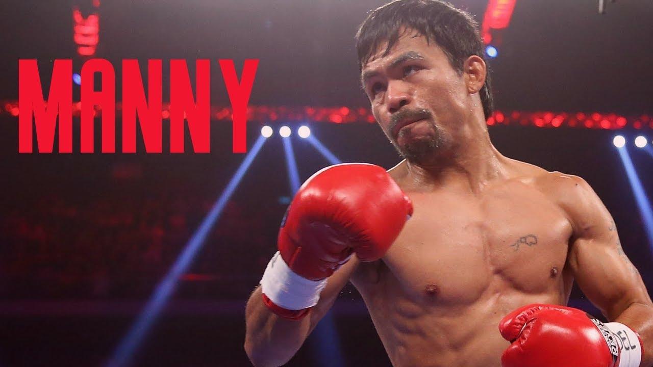 """Manny Pacquiao – """"I Ran"""""""