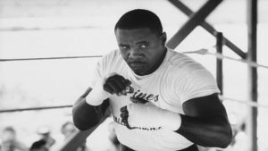 Sonny Liston – Dynamic Left Jab