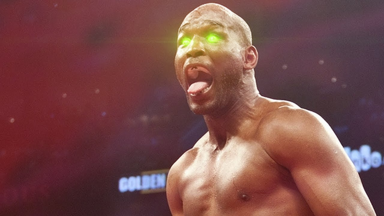 Bernard Hopkins – 'The Alien'