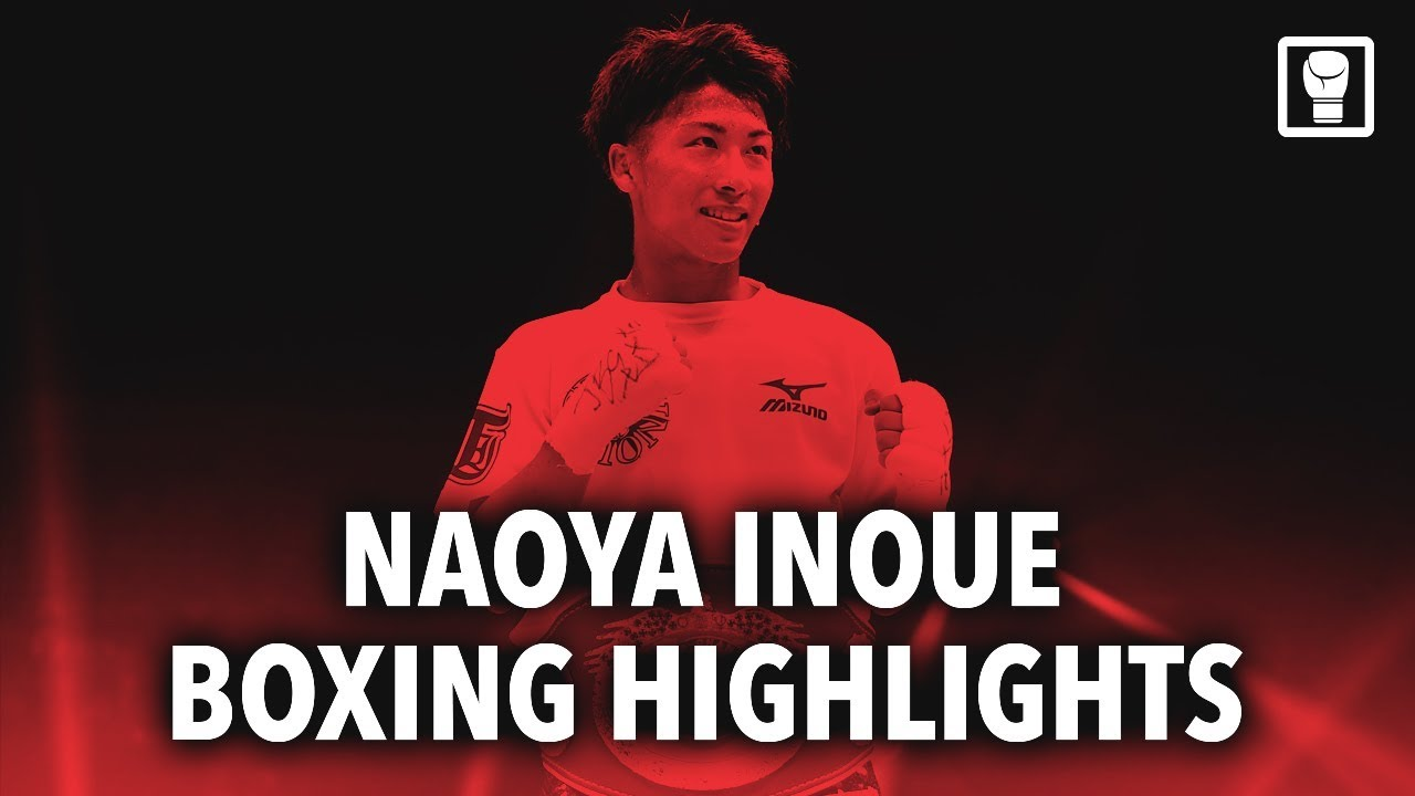 Naoya Inoue / The Monster – The Future of Boxing (Highlights)