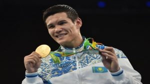 Daniyar Yeleussinov – Olympic Gold Medalist (Highlights)