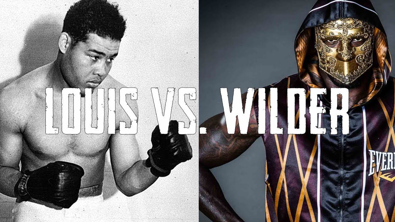 Joe Louis vs. Deontay Wilder – Battle Of The Bombers