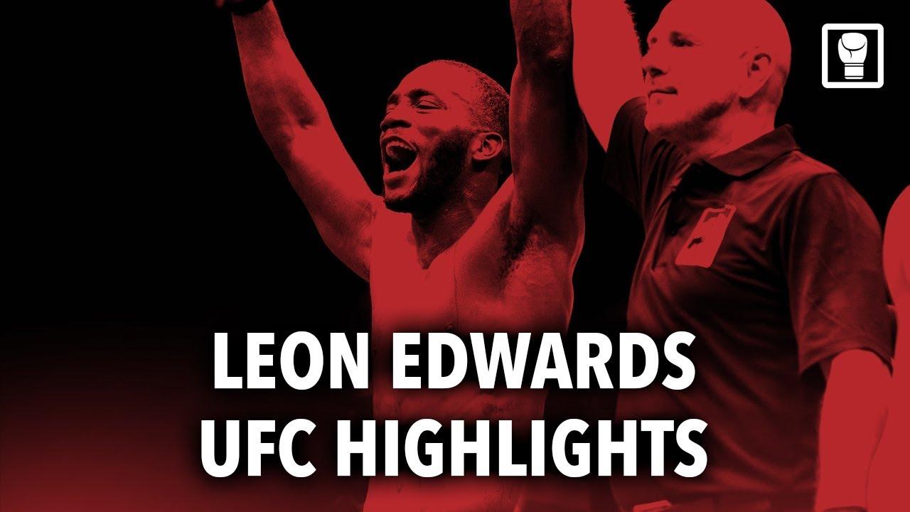 Leon Edwards / Rocky (2018 HD Highlights)