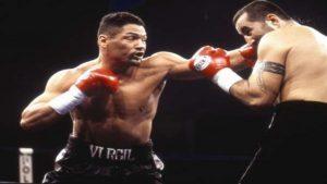 Virgil Hill – Dynamic Left Hand