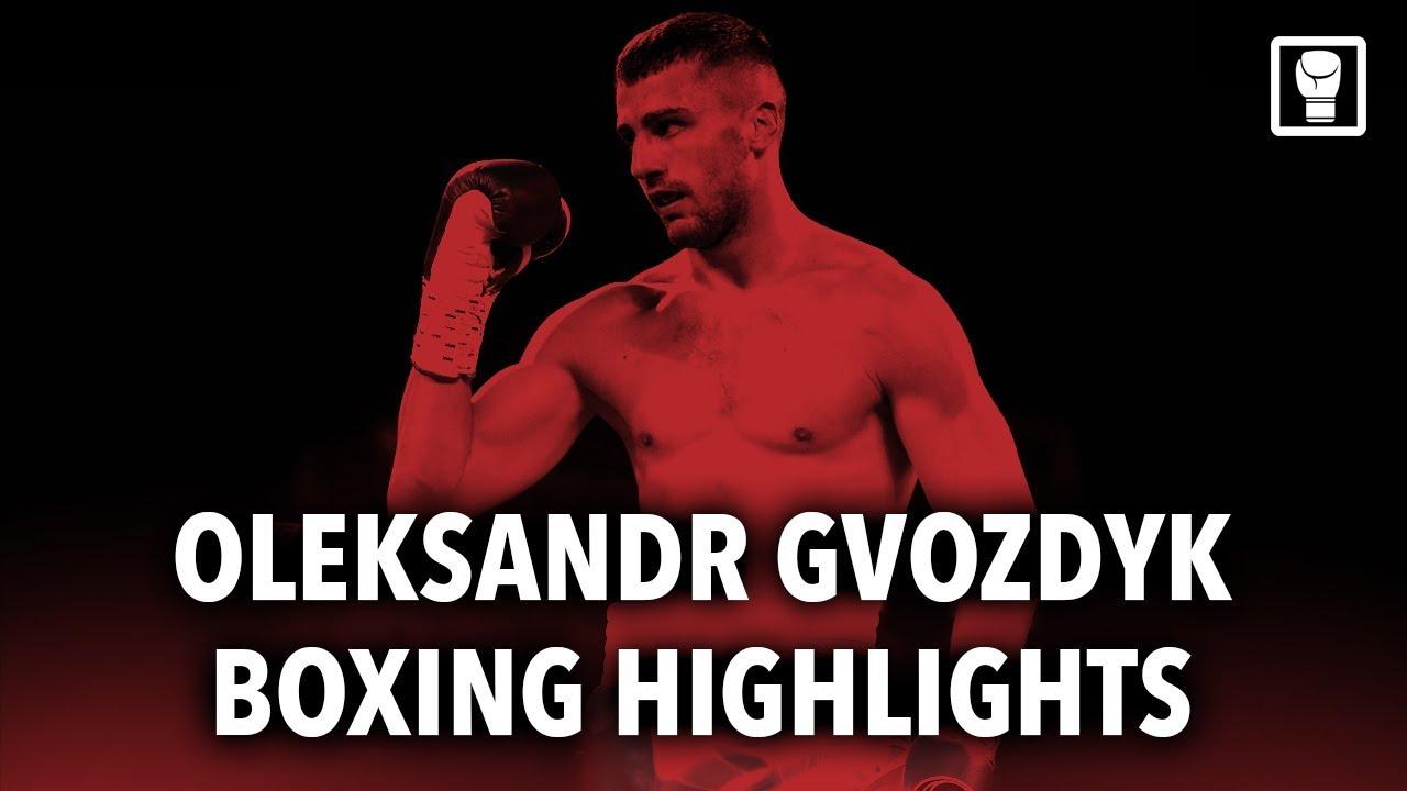 Oleksandr Gvozdyk / The Nail (2018 HD Highlights)