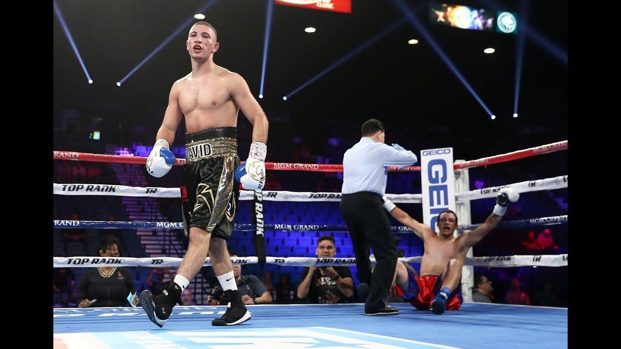 Fight Highlights: David Kaminsky vs. Trevor Lavin