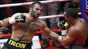 Murat Gassiev: Routes to the Body