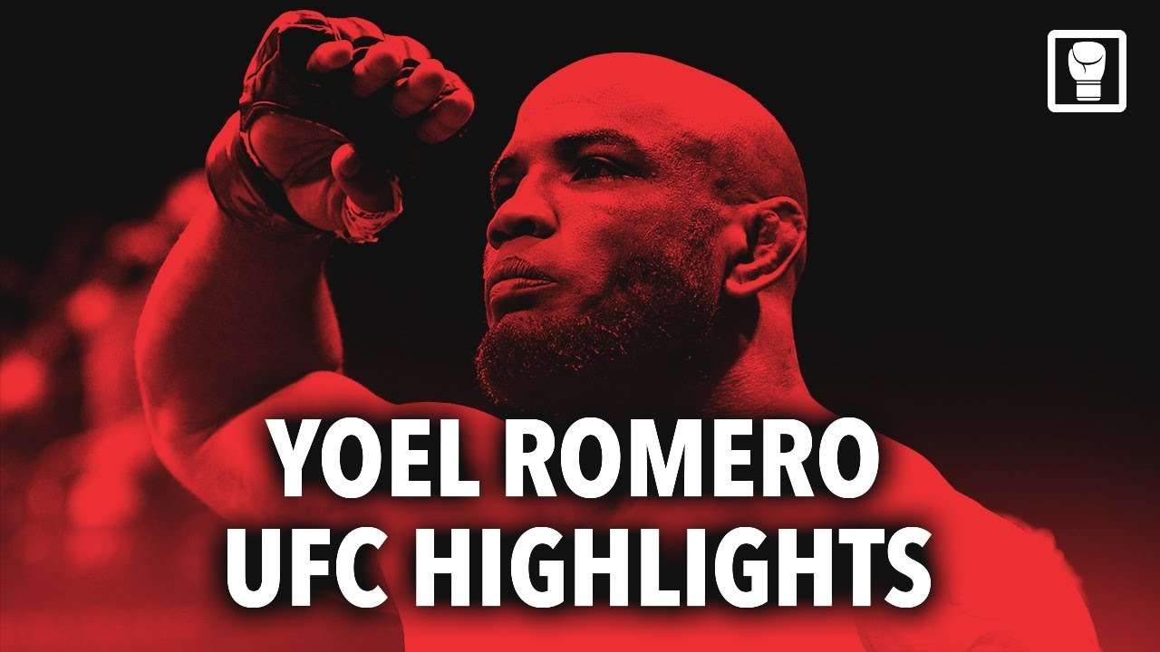 Yoel Romero / Solider of God (2018 HD HIGHLIGHTS)