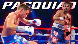 Manny Pacquiao Highlights (6 Knock Downs)