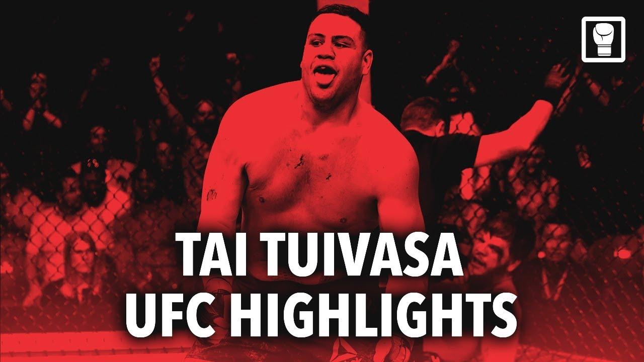Tai Tuivasa / Bam Bam (2018 HD Highlights)