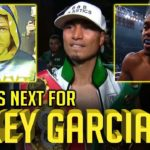 What's next for Mikey Garcia – Vasyl Lomachenko or Errol Spence Jr?