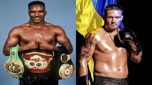 Fantasy Fight: Evander Holyfield vs Oleksandr Usyk