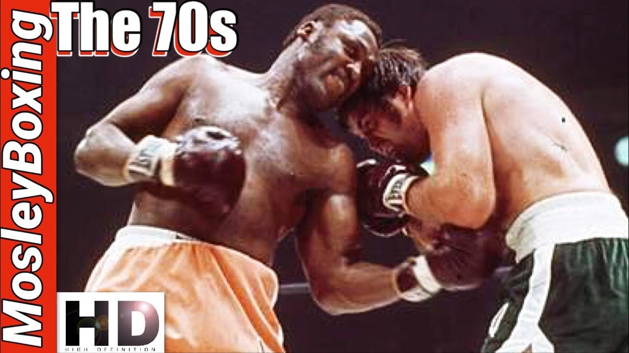 Joe FRAZIER vs Jerry QUARRY   The 2nd Meeting   FULL FIGHT In HD