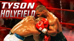 Mike Tyson Ear Bite (Mike Tyson vs Evander Holyfield)