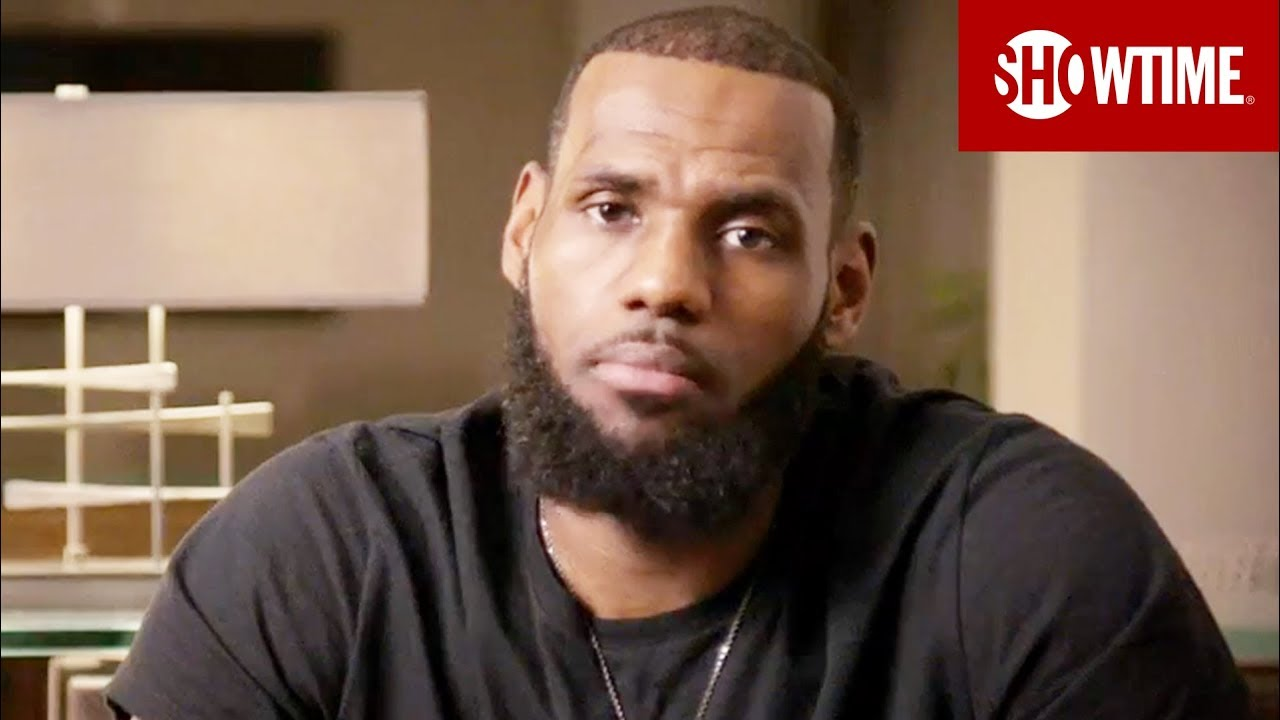 Shut Up And Dribble (2018)   LeBron James SHOWTIME Series