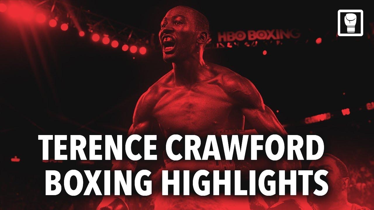 Terence Crawford / Bud (2018 HD Highlights)