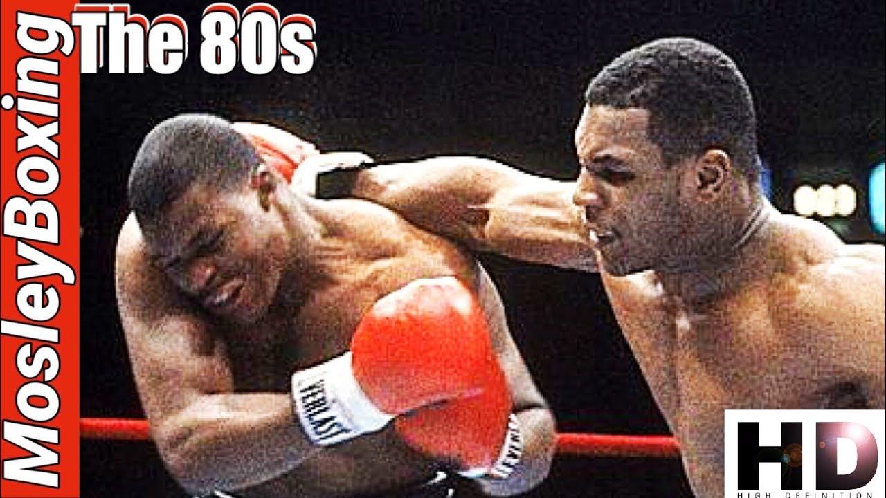 Mike TYSON vs Reggie GROSS   ONE PUNCH MAN!