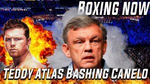 Teddy Atlas Calls Canelo a Steroid Cheater (Canelo Alvarez vs GGG)