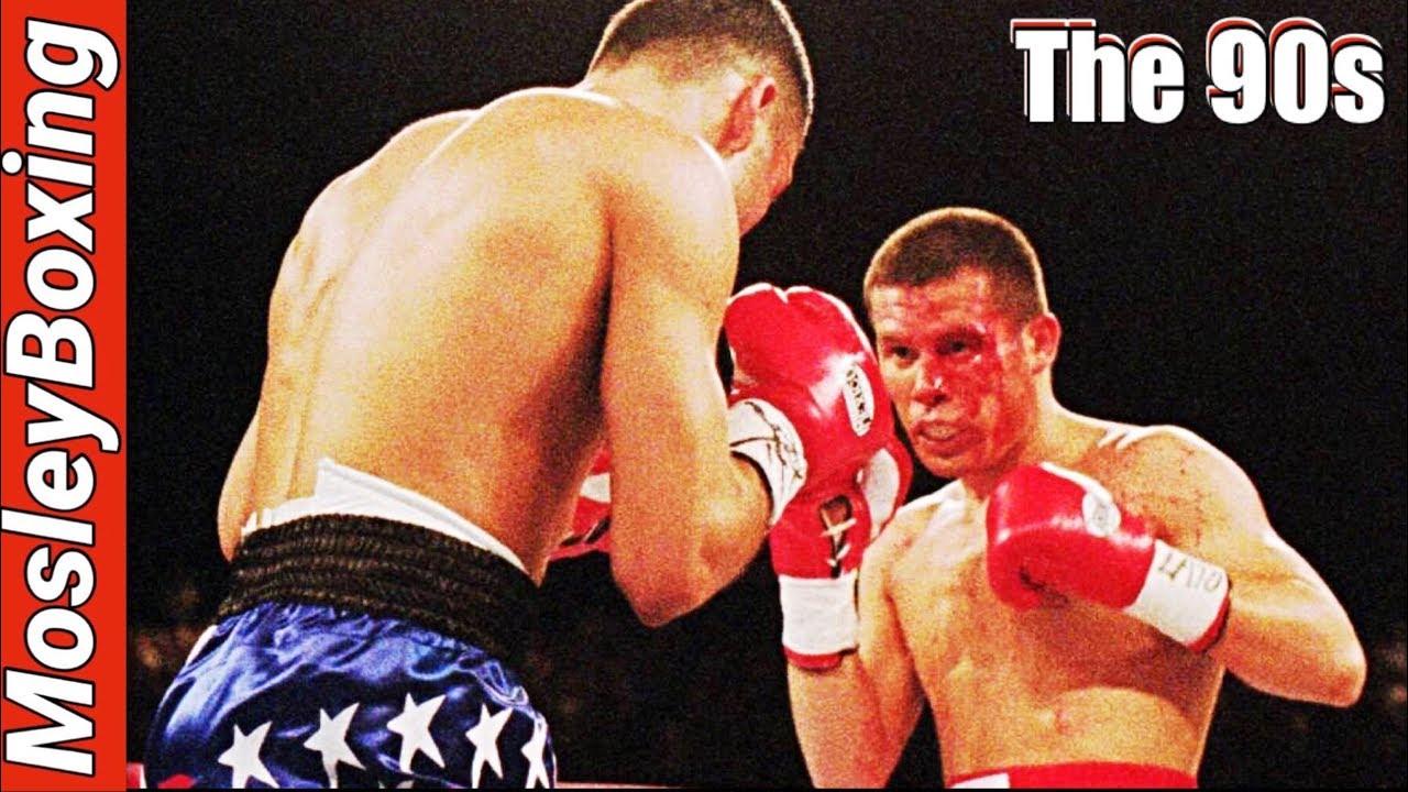 De La Hoya vs Chávez   1st MEETING   HD HIGHTLIGHTS