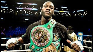 Deontay Wilder All Knockouts (40-0)