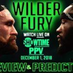Deontay Wilder vs Tyson Fury – Preview & Prediction