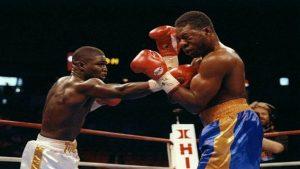 James Toney – Beautiful Boxing