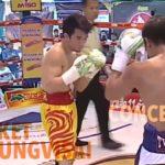 Srisaket Sor Rungvisai VS Bobby Concepcion   Boxing WBC super flyweight champion KO
