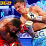 Triple GGG Gennady Golovkin vs Kell Brooks Highlight | Boxing