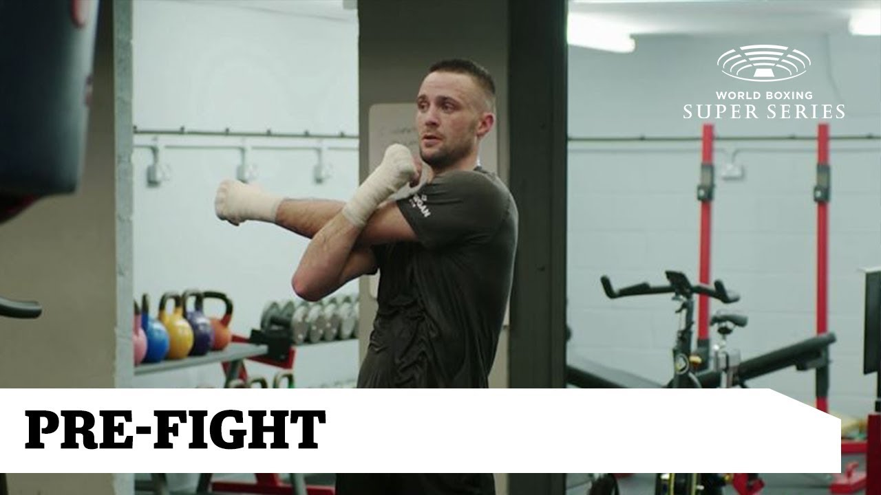 WBSS Season 2 Quarter-Finals – Glasgow: Pre-Fight Documentary