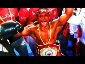 "ISAAC ""Royal Storm"" DOGBOE ☆☆☆ Highlights & Knockouts"