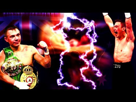 "KOSTYA ""Thunder from Down Under"" TSZYU ☆☆☆ Highlights & Knockouts"